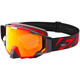 Black/Red Pilot Goggle - 183108-1020-00
