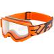 Orange/Black Squadron Goggles - 183106-3010-00