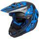 Black/Blue/Charcoal Torque Core Helmet