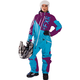 Women's Aqua/Wineberry/White Squadron Monosuit