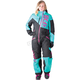 Women's Mint/Black/Electric Pink Squadron Monosuit
