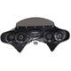 5566 Batwing Fairing w/Stereo Receiver - HDF5566RKCHRHC