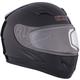 Black RR610 Snow Helmet