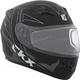 Matte Black/Gray RR610 RSV Streak Snow Helmet