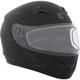 Black RR610 RSV Snow Helmet