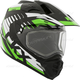 Green Quest RSV Rocket Snow Helmet