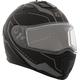Matte Black/Gray Tranz 1.5 RSV Vision Modular Snow Helmet