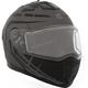 Matte Black/Gray Tranz 1.5 RSV Scorpion Modular Snow Helmet w/Electric Shield
