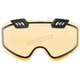 Yellow Dual Pane/Vented Lens for 210 Tactical Goggles - 507009#