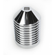 Chrome Re-Useable Oil Filter - SP-0012