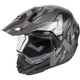 Black Ops Torque X Core Helmet w/Electric Shield