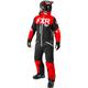 Black/Red/White Helium Lite Tri-Lam Monosuit - 182800-1020-07