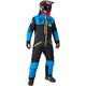 Black/Blue/Hi-Vis Helium Lite Tri-Lam Monosuit