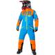 Blue/Orange/Hi-Vis Helium Lite Tri-Lam Monosuit