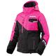 Women's Black/Fuchsia Excursion Jacket