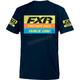 Navy/Orange Race Division T-Shirt