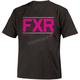 Youth Black/Fuchsia Clutch Classic T-Shirt