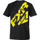 Youth Black/Hi-Vis Broadcast T-Shirt