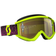 Yellow/Pink Recoil XI Goggles w/Gold Chrome Lens - 262596-4758324
