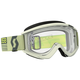 Beige/Brown Recoil XI Goggles w/Clear Lens - 262596-1074113