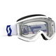 White Recoil XI Goggles w/Clear Lens - 262596-1030113