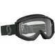 Black/White Recoil XI Goggles w/Clear Lens - 262596-1007113
