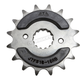 Front Rubber 16 Tooth Cushioned Sprocket - JTF516.16RB