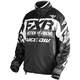 Black/White/Charcoal Cold Cross Race Ready Jacket