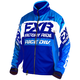 Blue/Navy/White Cold Cross Race Ready Jacket