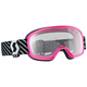 Youth Pink Buzz Goggles w/Clear Lens - 262579-0026043