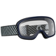 Youth Blue Buzz Goggles w/Clear Lens - 262579-0003043