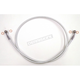 Sterling Chromite II Braided Front Single Disc Brake Line - 36953SW