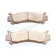 Front Brake Pads - 1721-2491
