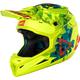 Lime/Teal GPX 4.5 V22 Helmet