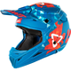 Blue/Red GPX 4.5 V22 Helmet