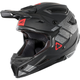 Black/Brushed GPX 4.5 V24 Helmet