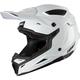 Solid White GPX 4.5 Helmet