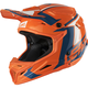 Youth Orange/Denim GPX 4.5 V22 Helmet