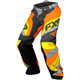 Charcoal/Orange/Hi-Vis Cold Cross Race Ready Pants
