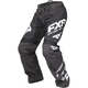 Black/White Cold Cross Race Ready Pants