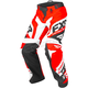 Red/Black/White Cold Cross Race Ready Pants