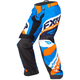 Blue/Orange/Black/White Cold Cross Race Ready Pants