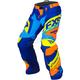 Navy/Orange/Hi-Vis Cold Cross Race Ready Pants