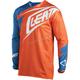 Orange/Denim GPX 4.5 X-Flow Jersey