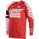Red/White GPX 4.5 X-Flow Jersey