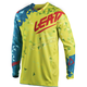 Junior/Kids Lime/Teal GPX 2.5 Jersey