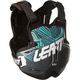 Gray/Teal 2.5 Rox Chest Protector - 5018100250