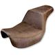 Rear Lattice Stitch Step-Up Seat - 806-04-173BR