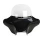 Quadzilla Fairing W/Stereo Receiver - HDFFWQZBLKHC