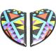 Airmada Georacer Side Plates - 0133-1002